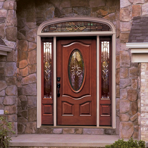 Cool Painted Front Doors